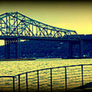 Tappan Zee Bridge II Art Print