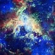 Tarantula Nebula 4 Art Print by Jennifer Rondinelli Reilly - Fine Art Photography