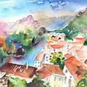 Tarascon Sur Ariege 02 Art Print