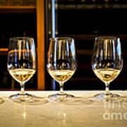 Tasting Wine Art Print