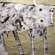Taurus No 3 Art Print by Mark M  Mellon