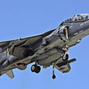 Tav 8b Harrier Jump Jet Art Print