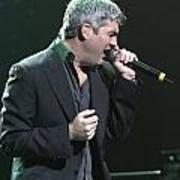 Taylor Hicks Art Print