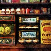 Tea And Coffee Art Print