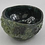 Tea Bowl #5 Art Print