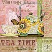 Tea Time-jp2579 Art Print