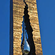 Teardrop  9 - 11 Memorial Bayonne N J  Art Print