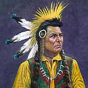 Tecumseh Art Print