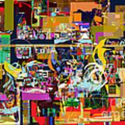 Tefilla Without Cavona 2c Art Print