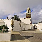 Teguise On Lanzarote Art Print