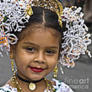 Tembleque Headdress Art Print