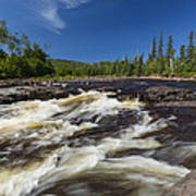 Temperance River 3 Art Print