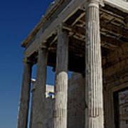 Temple Of The Athena Nike Art Print