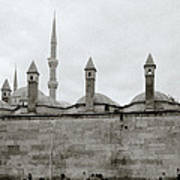Ten Minarets Art Print
