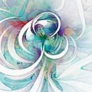 Tendrils 03 Art Print by Amanda Moore