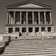 Tennessee Capitol Building Art Print by Dan Sproul