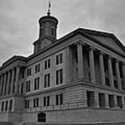 Tennessee State Capitol Building Art Print