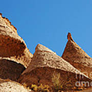 Tent Rocks Geology Art Print