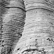 Tent Rocks Wall Art Print