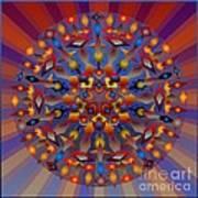 Tesserae 2012 Art Print