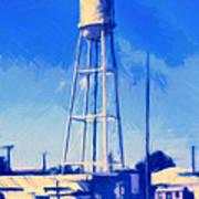 Texas Radio Art Print