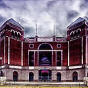 Texas Rangers Ballpark In Arlington Texas Art Print