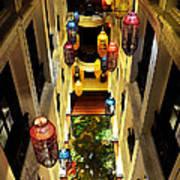Thai Hotel Art Print