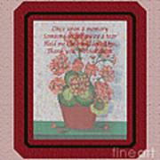 Thank You Mother Dear Art Print