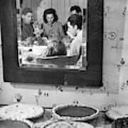 Thanksgiving, 1940 Art Print