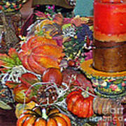 Thanksgiving Remembrance Art Print