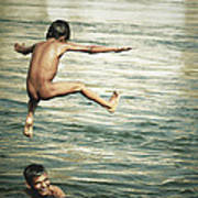 That Was A Great Day Art Print