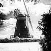 Thaxted Mill Essex  Art Print