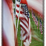 The 10th Anniversary Of 9-11-2001 Forest Park St Louis Mo Img 5708 Art Print