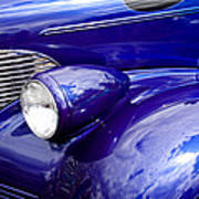 The 1939 Chevy Coupe Art Print