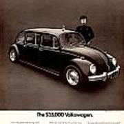 The 35000 Volkswagen Art Print