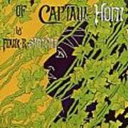 The Adventures Of Captain Horn 1895 Art Print