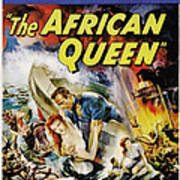The African Queen  Art Print