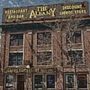 The Albany Art Print