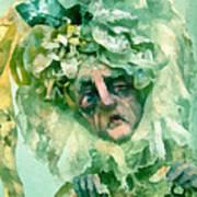 The Alchemist Of Oz Art Print