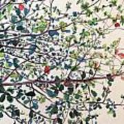The Almond Tree Art Print