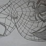 the amazing Spiderman 2 Art Print