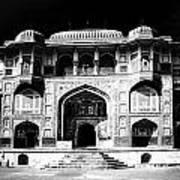 The Amber Fort Jaipur Art Print