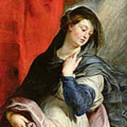 The Annunciation Art Print