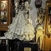 The Antique Doll Art Print
