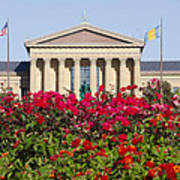 The Art Museum In Summer Art Print