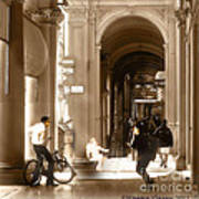 The Art Of Love Italian Style Art Print
