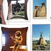 The Art Of New Mexico Art Print