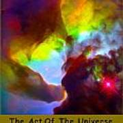 The Art Of The Universe 266 Art Print