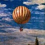 The Balloon Art Print