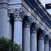 The Bank Of California Art Print